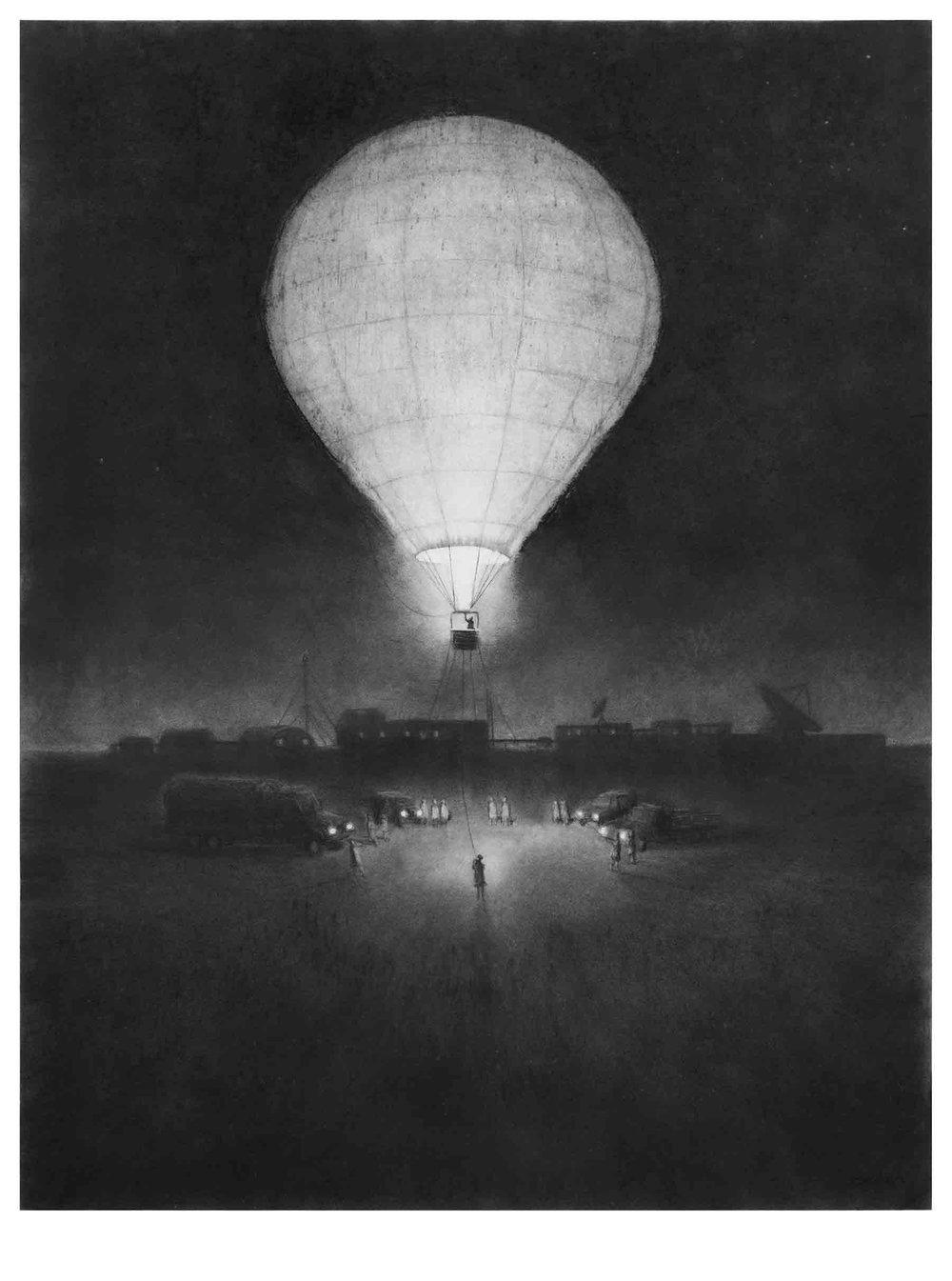 Balloon, 2018