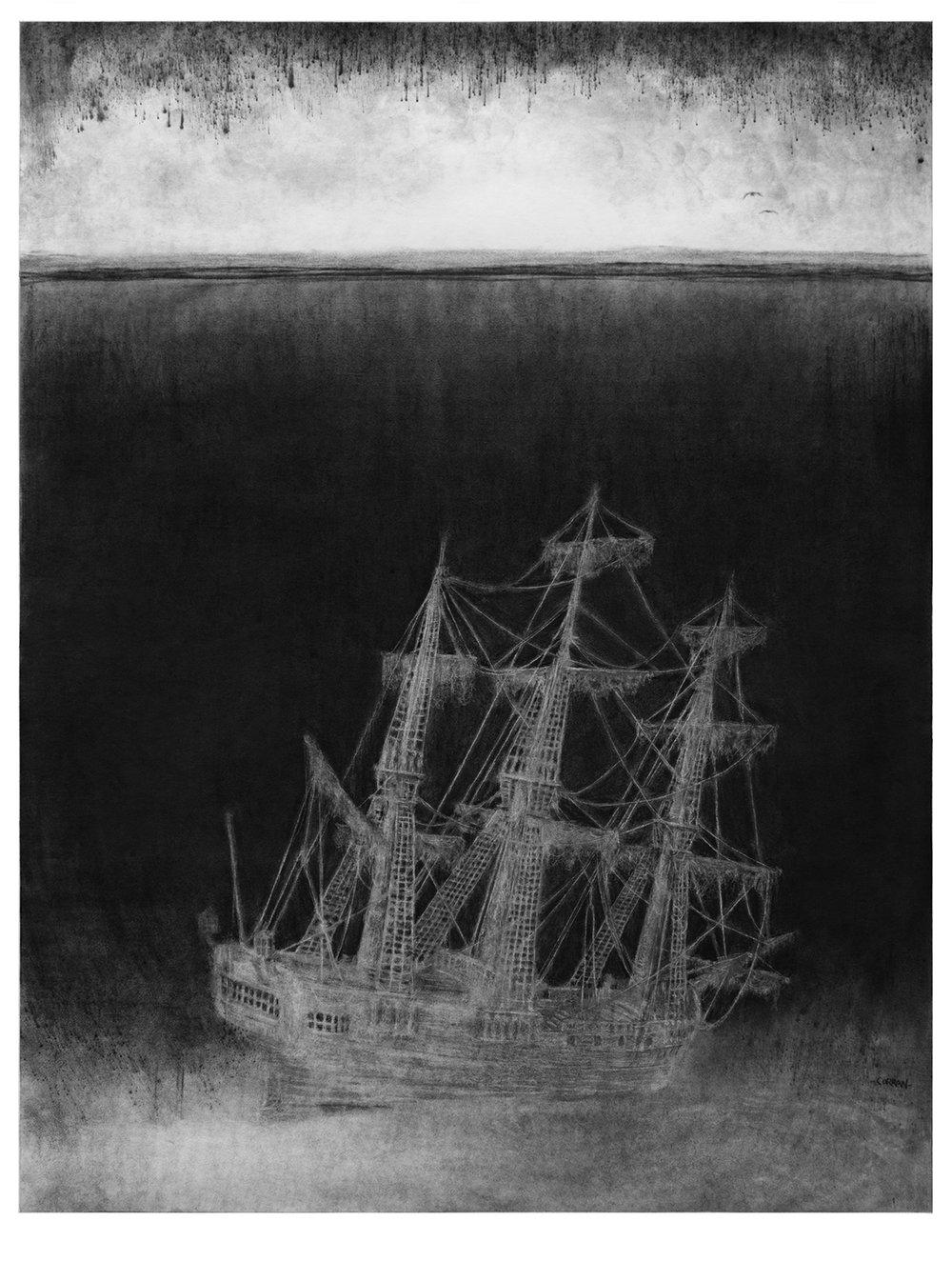 Shipwreck, 2018