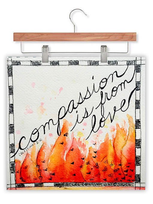 Hanger-Compassion