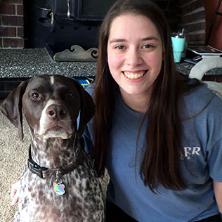 Jenna  has been a part of the IFC team since January 2017. When she is not at work, she enjoys drawing and playing with her dog. Her favorite part of working at IFC is seeing each patient's progress and how chiropractic has changed their everyday life.