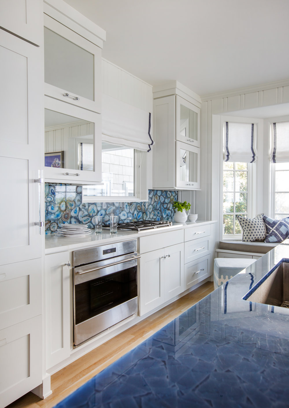 White Kitchens Are Boring Or Not Amy Johnson Interiors