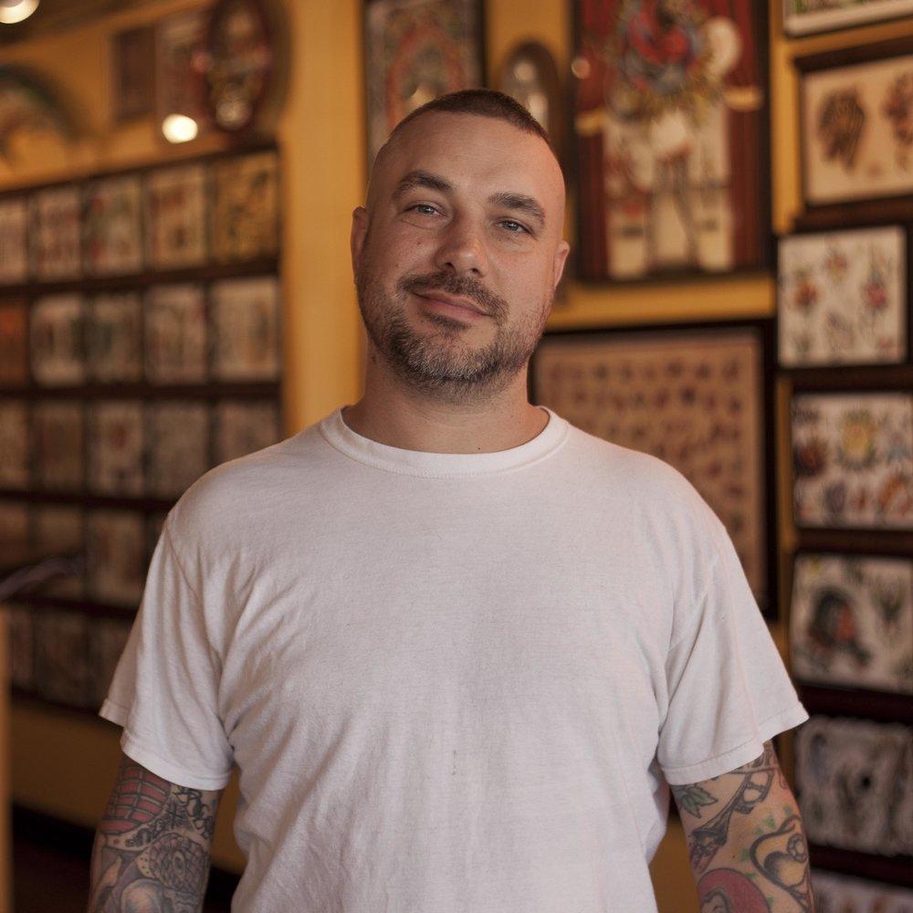 DEMAIN BOUCHAN - TATTOO ARTIST