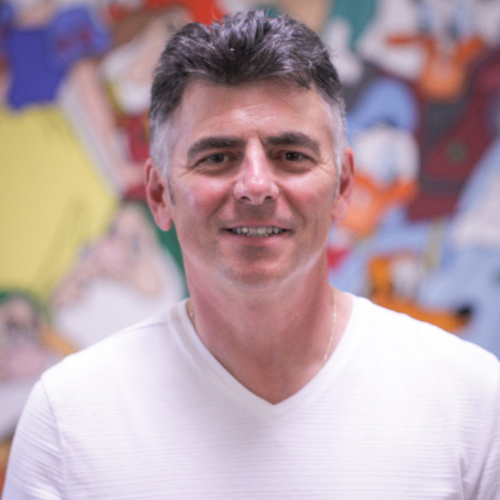 Chris Cirocco | Logistics Boss | Hubby and Chef