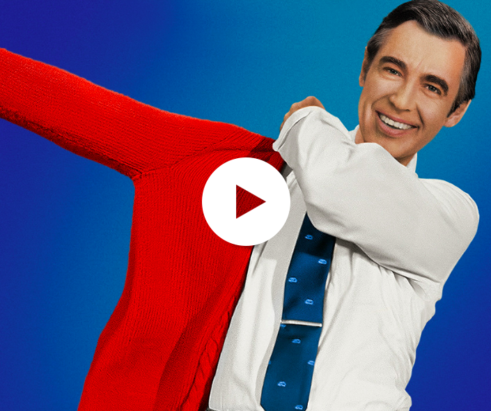 W  on't you be my neighbor?     My friend Erik Lokkesmoe and his amazing firm  Aspiration Entertainment  are heavily involved in the new Mr. Rogers film releasing June 8th. Make plans to see it!   Watch the trailer here