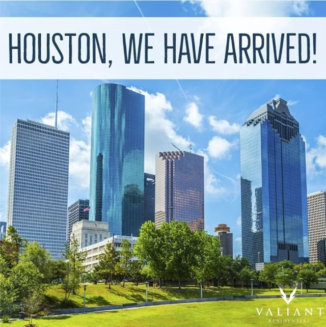 Houston, we have arrived! Valiant Residential is expanding to its reach to the Texas coast, with the recent acquisition of management for @crenshawgrand located in the Houston suburb of Pasadena, TX.  #bevaliant #propertymanagement #realestate #texasproperties #multifamily #apartments #apartmentliving #dallas #fortworth #austin #houston