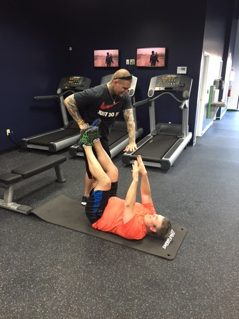 Leg and Strength Conditioning,  Plano Texas