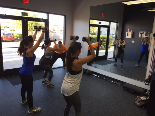 Strength and Fat Burning Workouts, Plano Texas