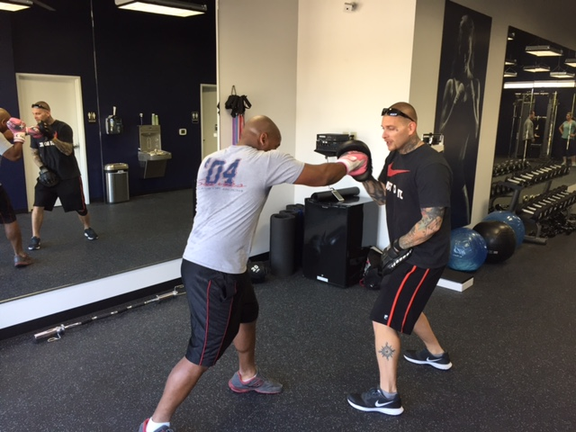 Boxing and Fitness Workouts,  Plano Texas