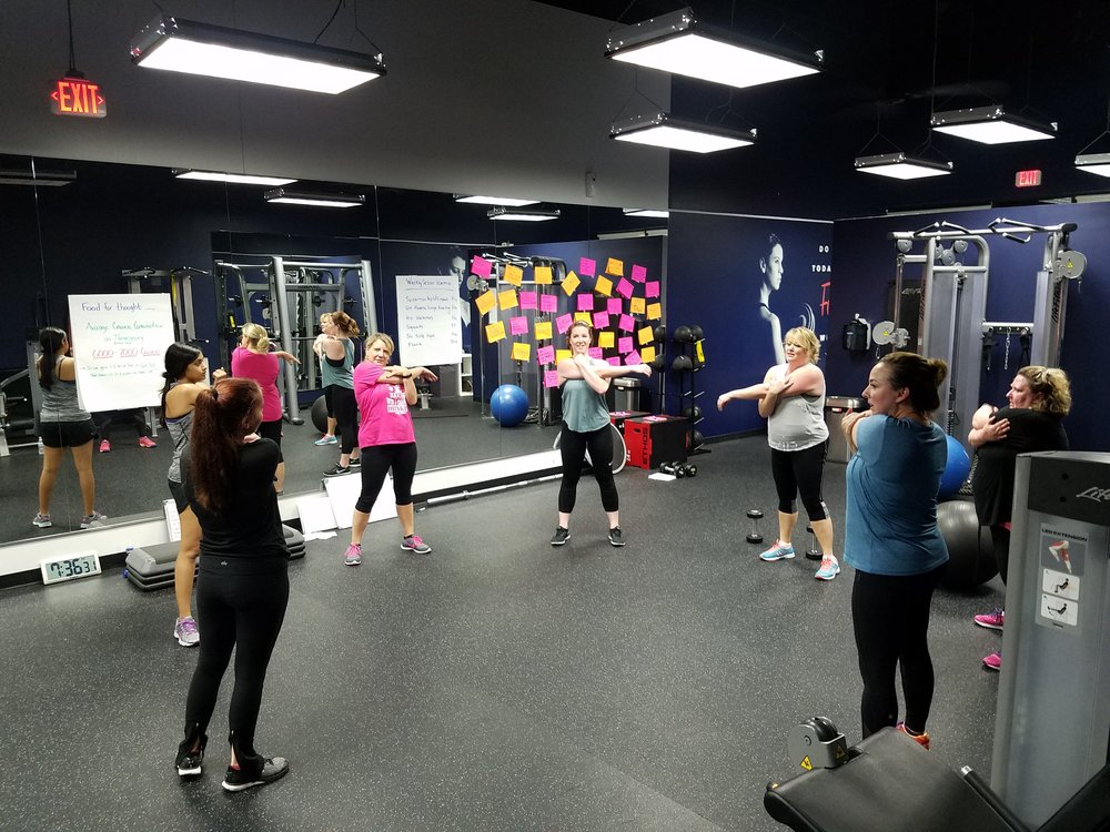 Intensive Fitness Programs, Plano Texas