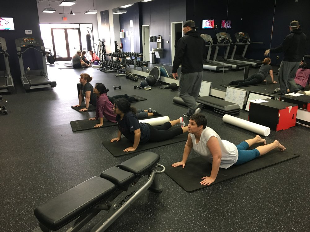 Body Stretching Classes,  Plano Texas