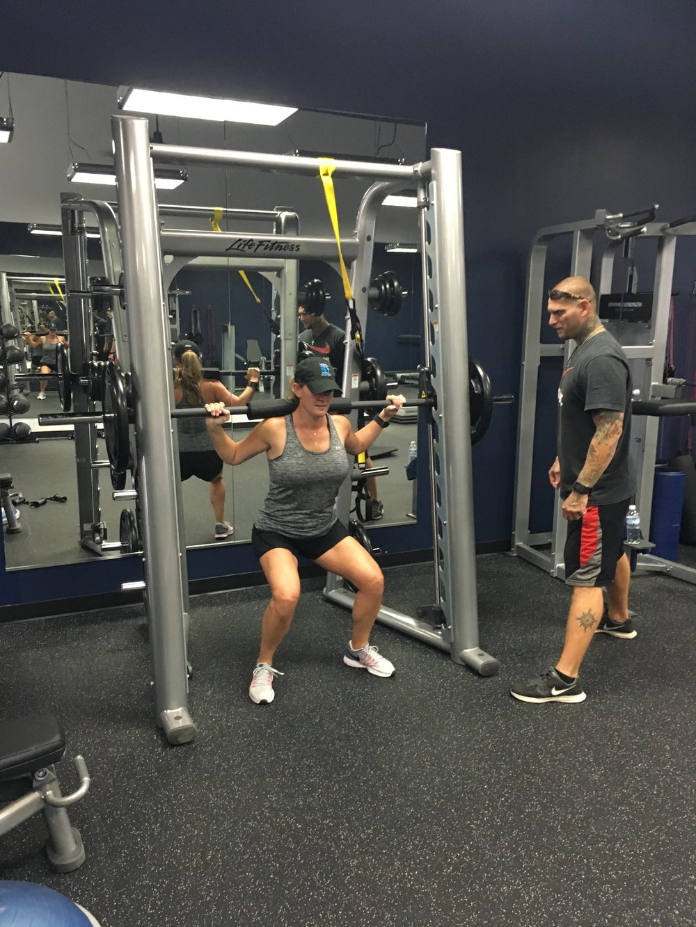 Fitness Equipment Workouts, Plano Texas