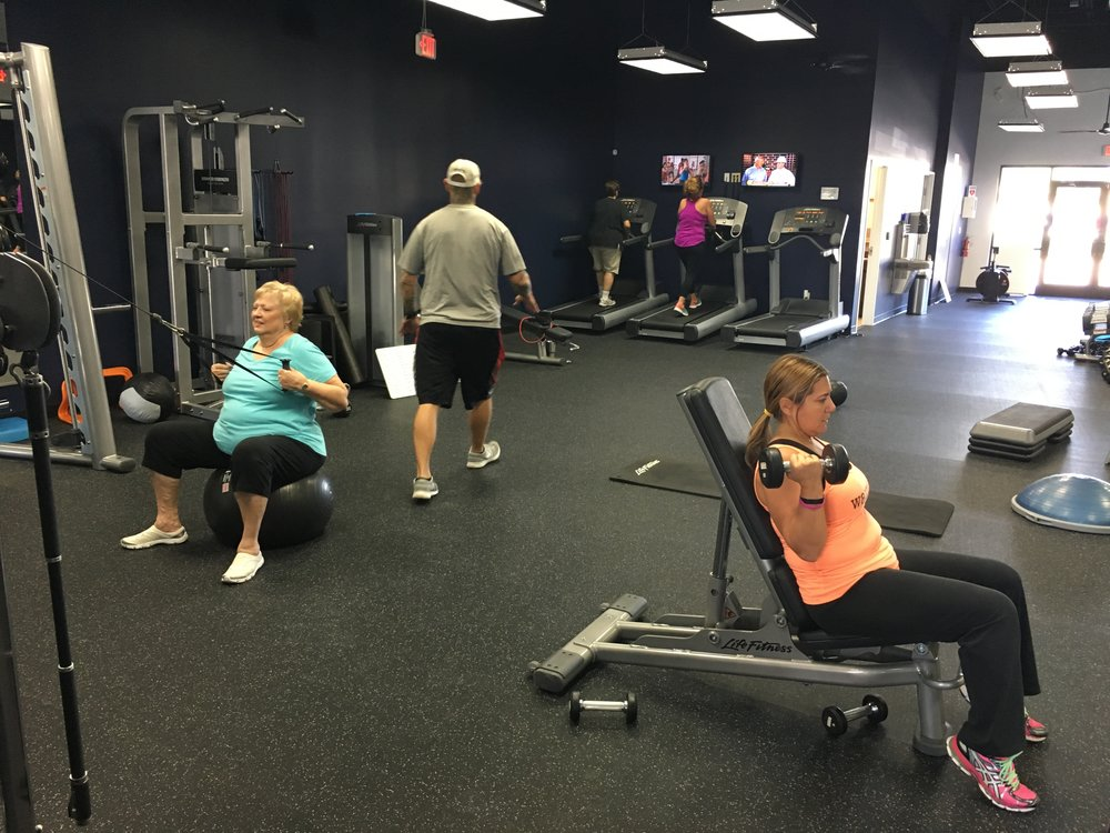 Arms and Core Workouts, Plano Texas