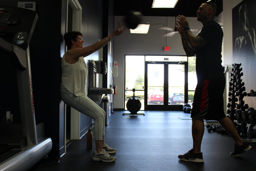 Muscle Intensive Workouts, Plano Texas