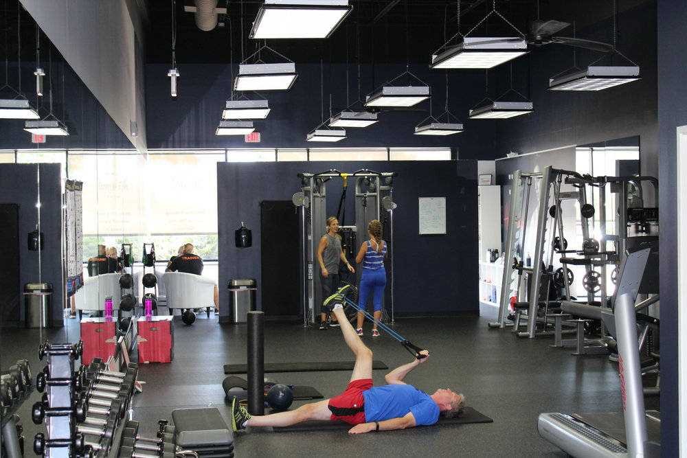 Ab and Fitness Workouts, Plano Texas