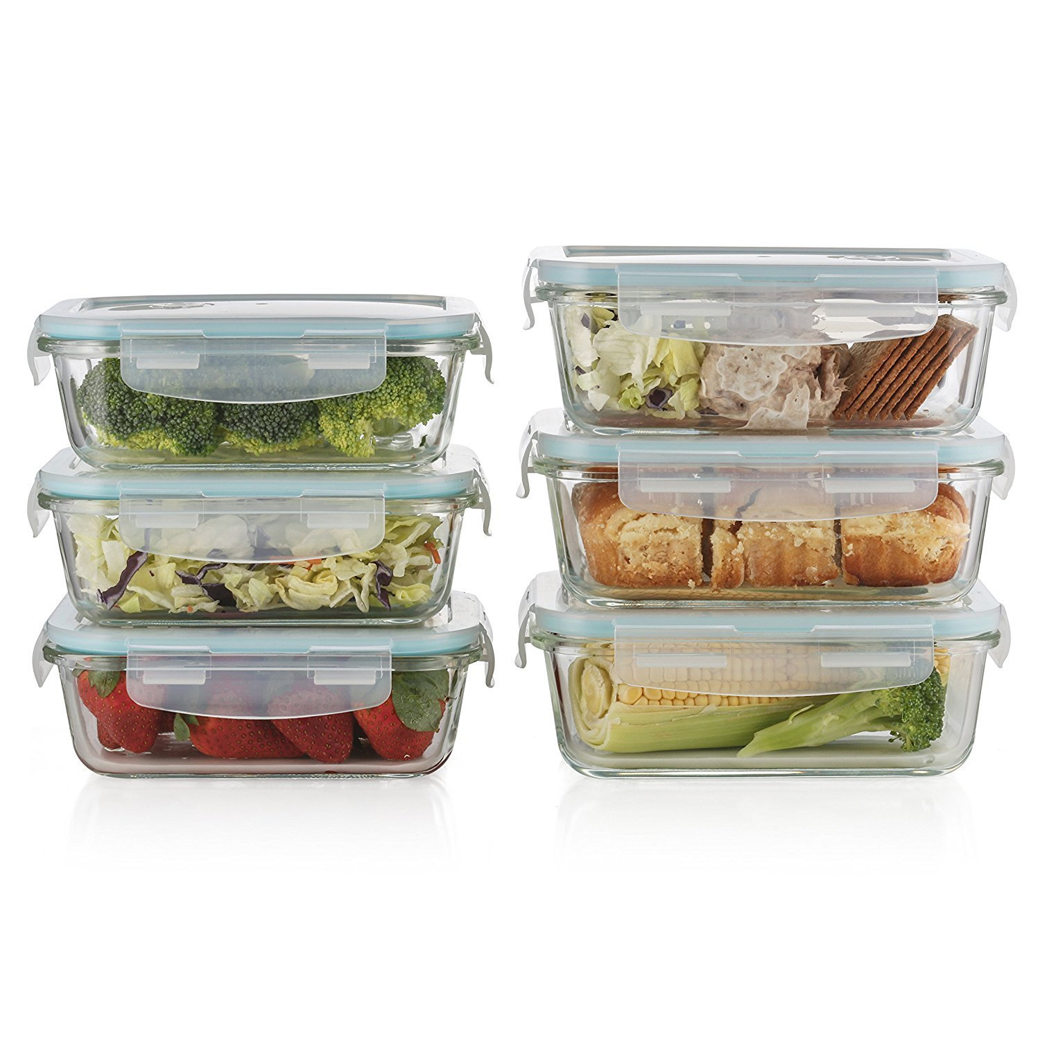 Glass Food Storage Containers Infinite Body Health