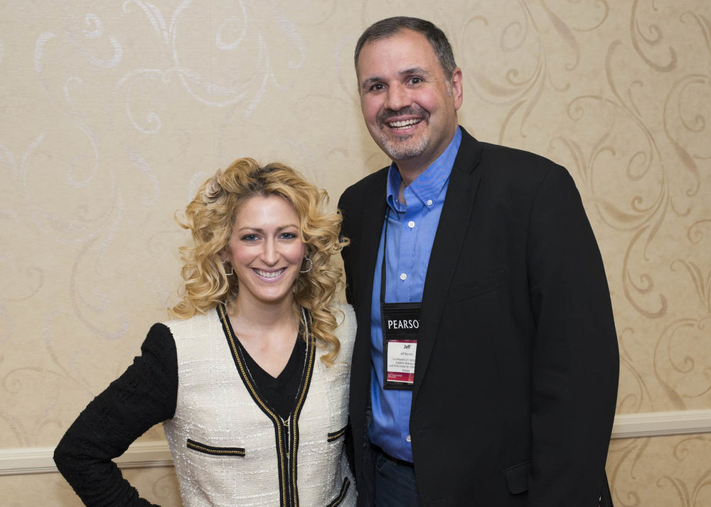 Jeff and Jane McGonigal - THE Alternative Reality Game expert of today!