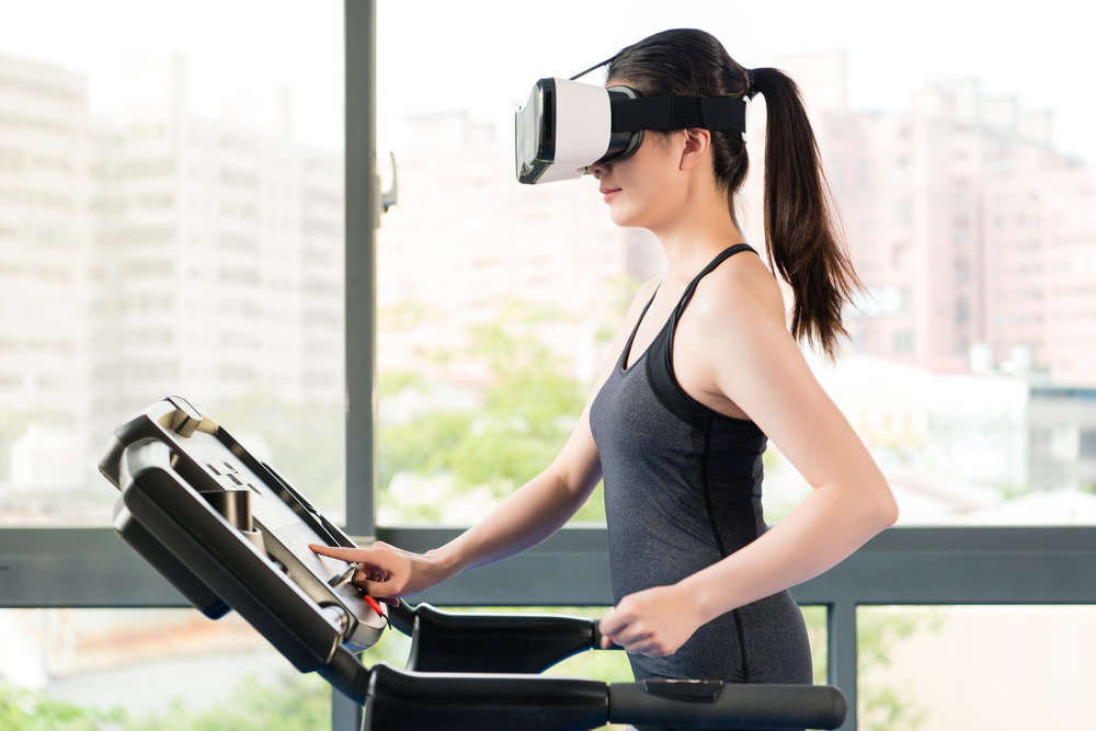 Reimagine the business model of Fitness Brands through Virtual Reality coupled workouts.
