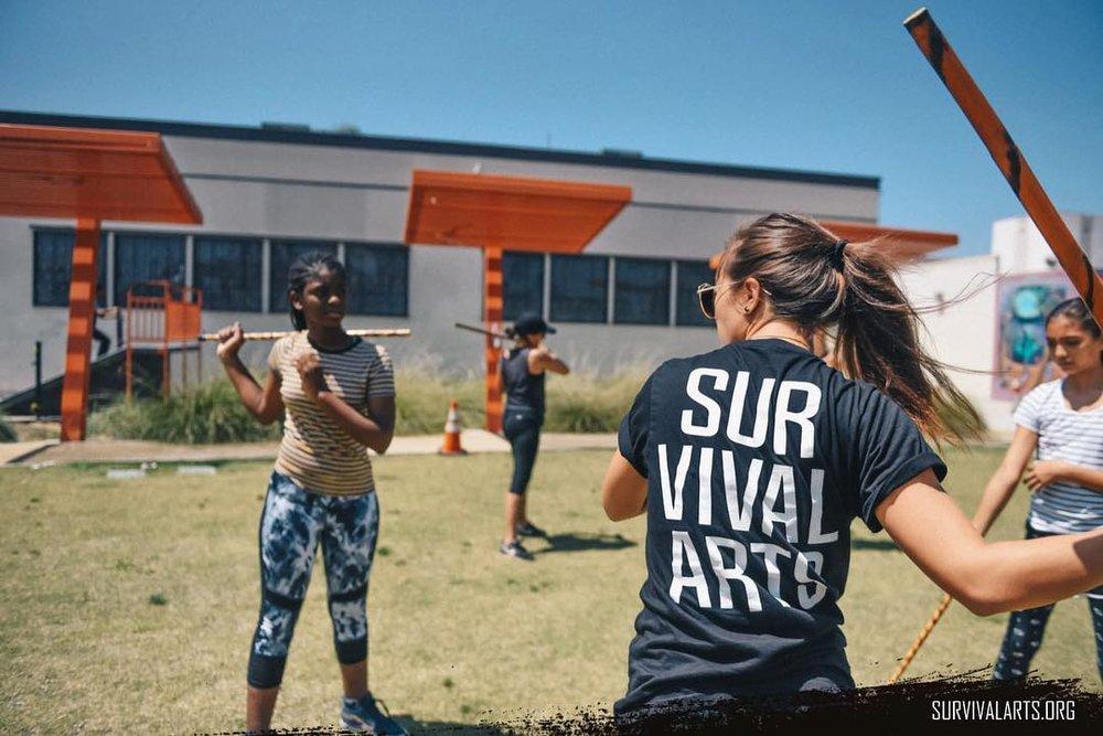 Survival Arts Training