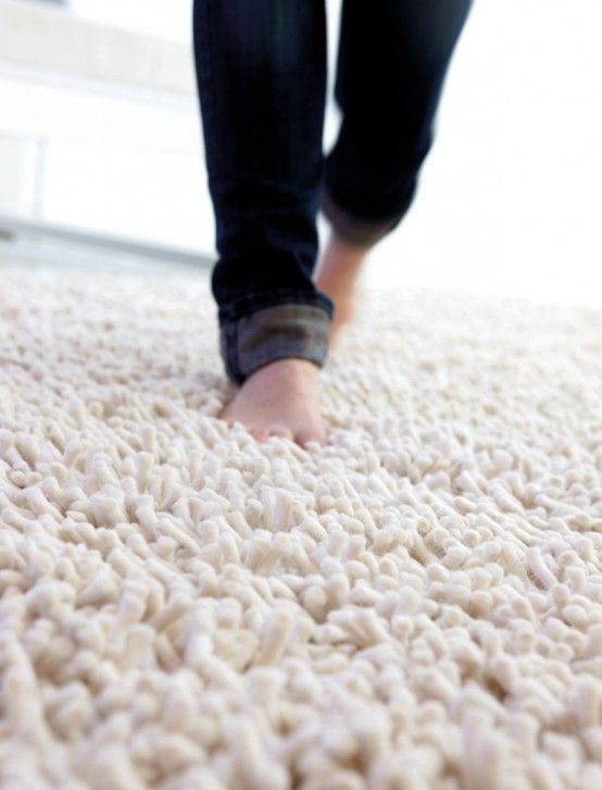 Plush Carpeting