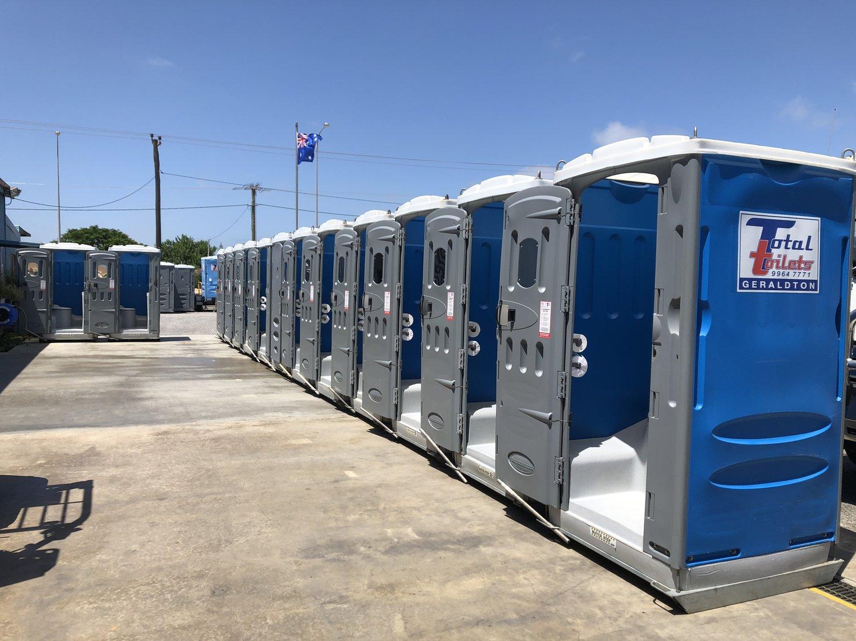 Total Toilets - Portable Toilets