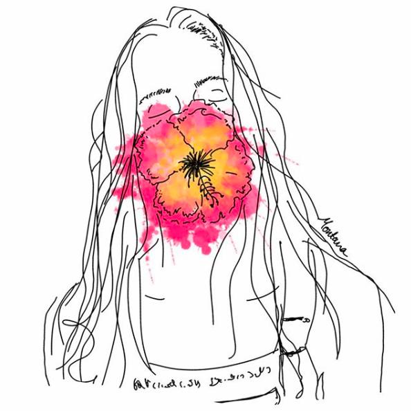 Dazed blossom