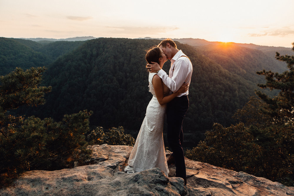 Emily + Jono - West Virginia