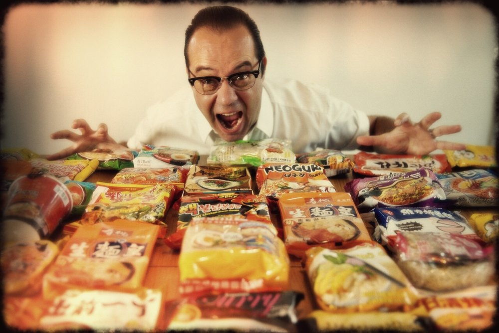 Noodle pimpin' madness.JPG