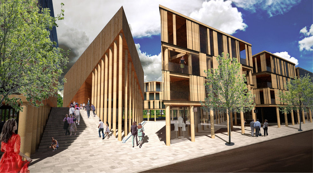 Peterborough Village Design Competition