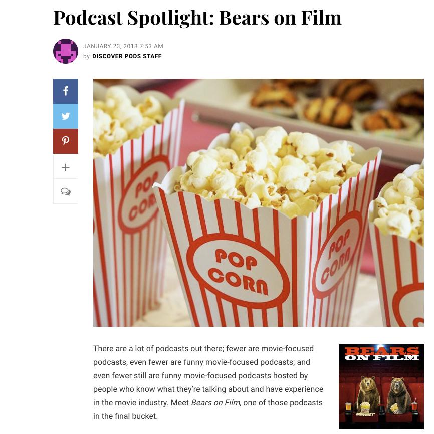 Discover Pods - Podcast Spotlight