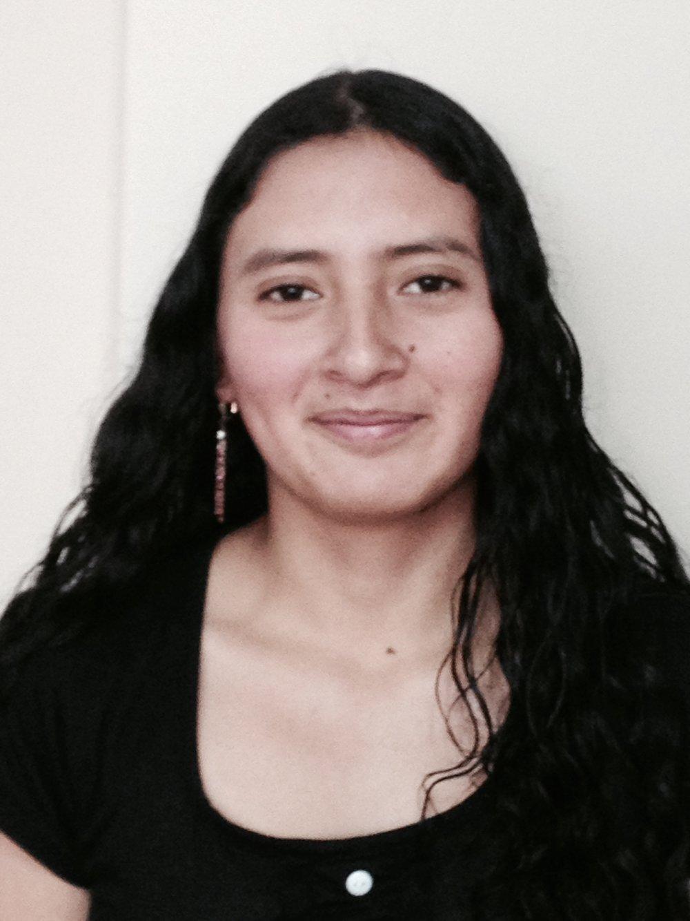 Beatriz Zamora, Knitter