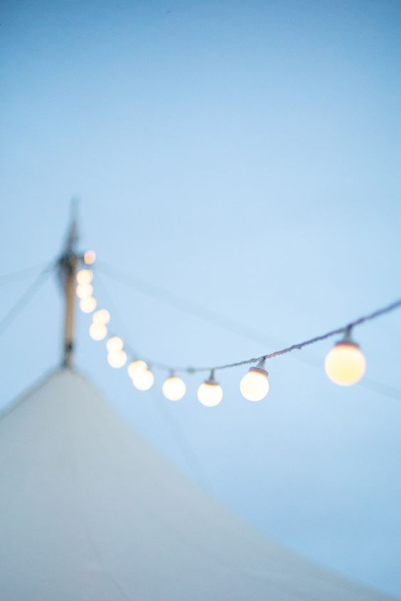 With planning season underway, we're offering our fab festoon lighting package free with any order throughout October ✨  Contact us  for more information.