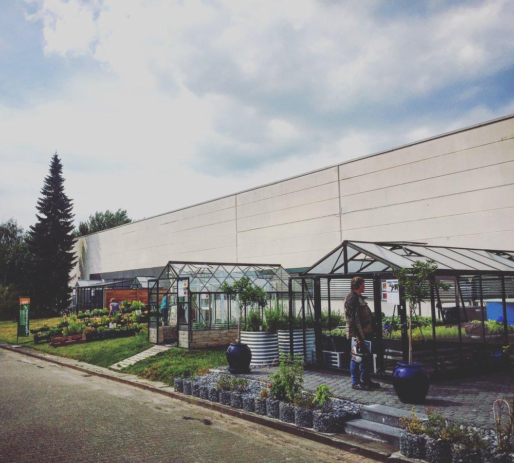 Urbaner Garten 2017