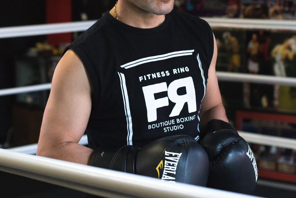 T-Shirts and Boxing gloves can be purchased through our store.
