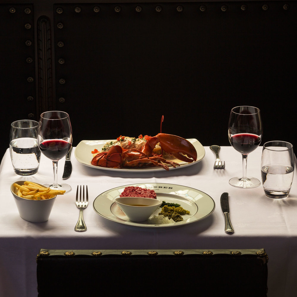 Déjeuner & Diner - Le meilleur de l'Alsace