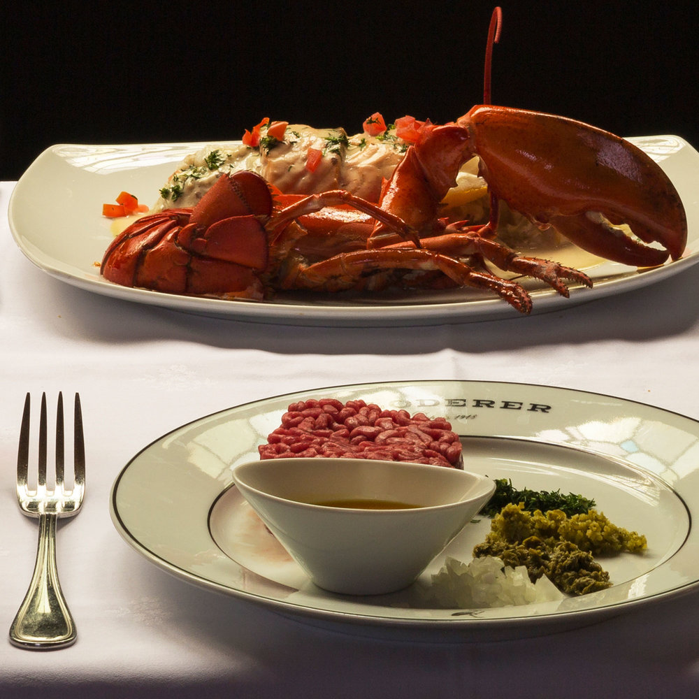 Déjeuner & Diner - Pour vos déjeuners et vos diners, fidèle à la grande tradition de la brasserie française, nous vous proposons un large choix de plats traditionnels dont les incontournables de la gastronomie alsacienne.