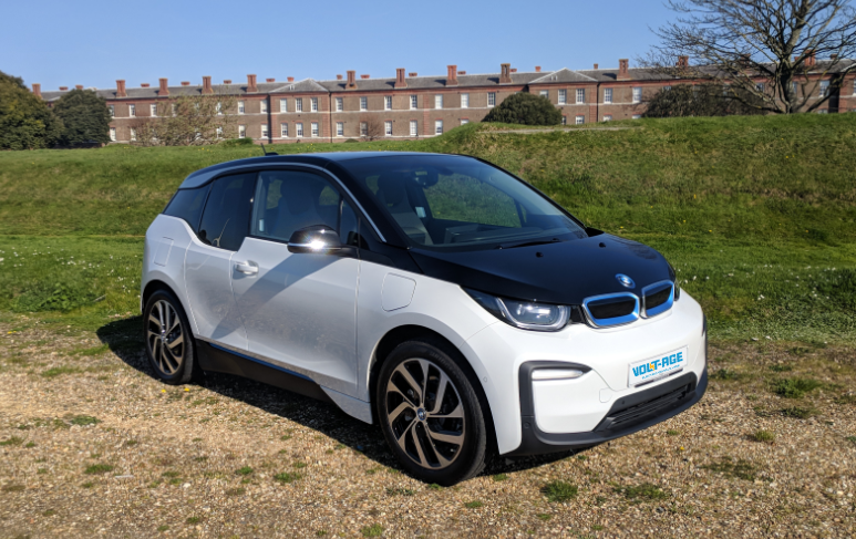 Bmw I3 Rental Volt Age Vehicle Hire Uk