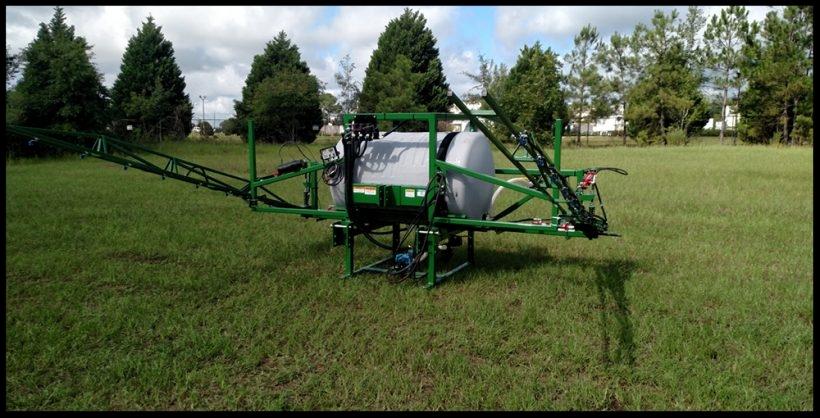 Medium Duty 3 Point Sprayer - 200 & 300 GALLON UNITS