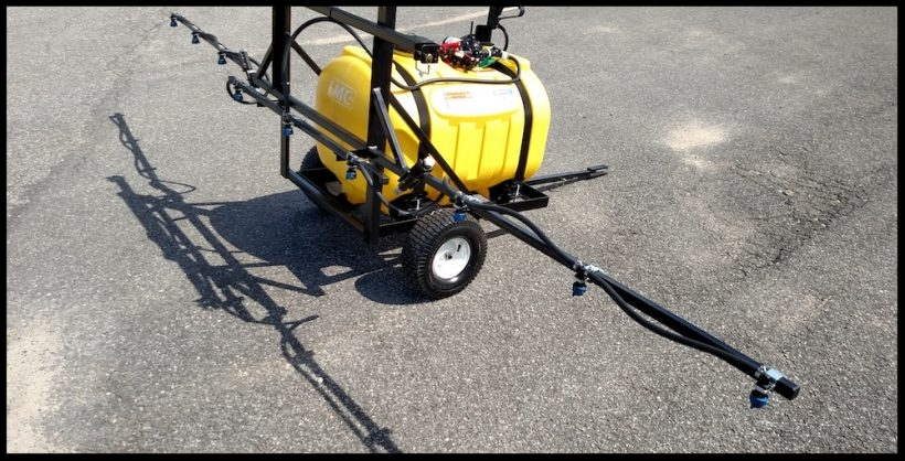 Garden Sprayer - 15, 25, 40 & 60 GALLON UNITS