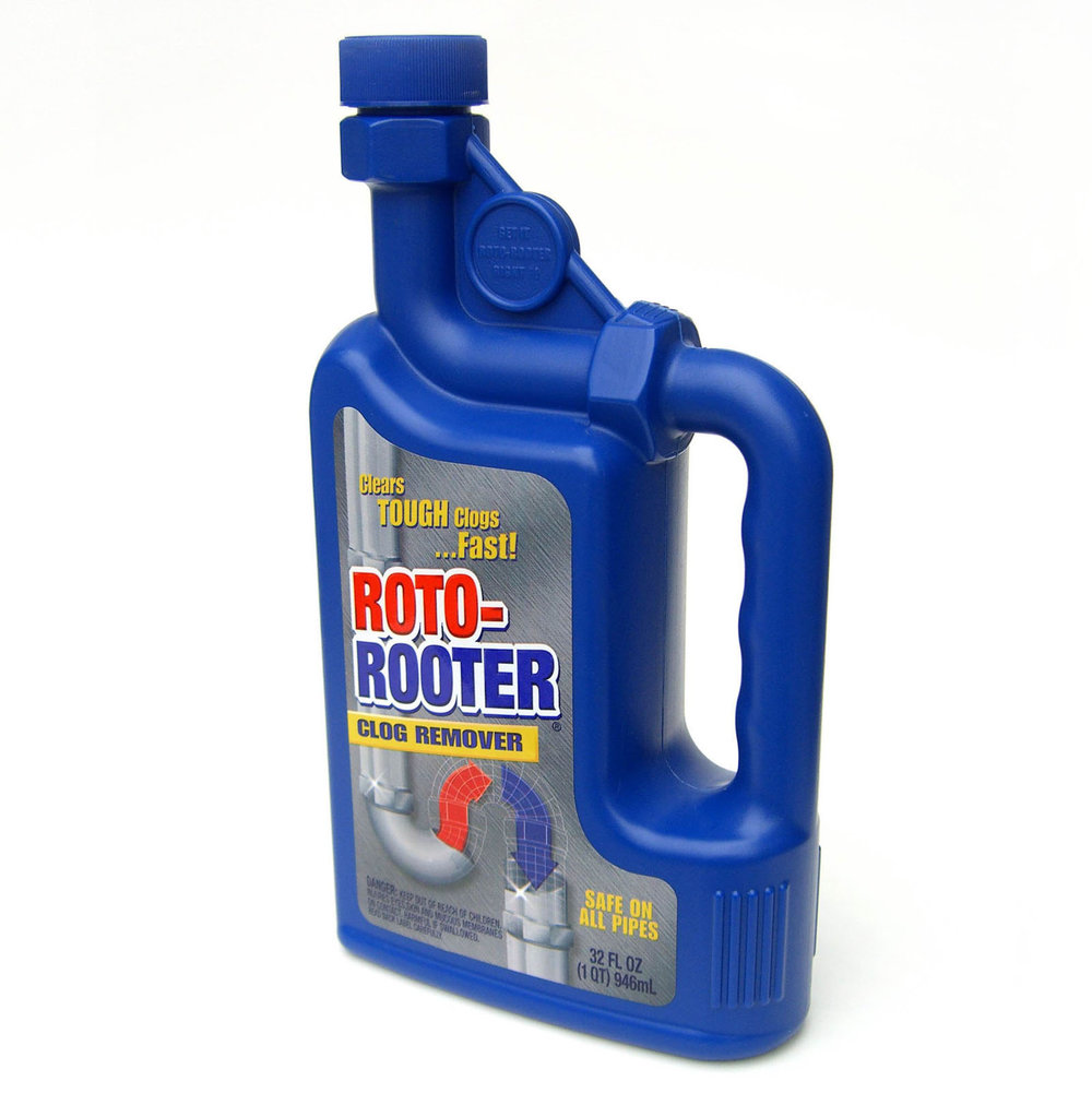 Best of Show NACD Packaging Award Roto-Rooter Bottle Design Jan/Feb 2004 -