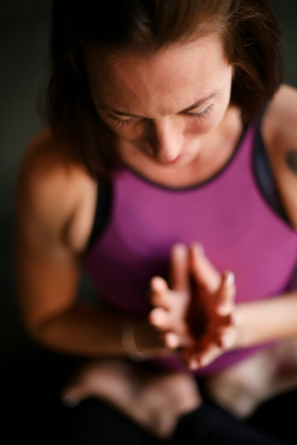 Breath + Mantra - Calms the Mind