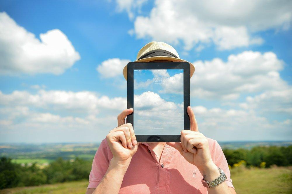 Magie sur Ipad / Iphone - Une magie très visuelle adaptée à votre image. En close-up ou sur scène.