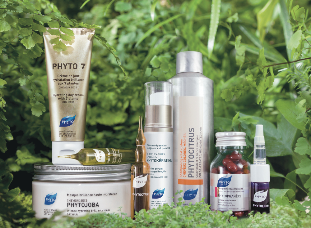 """Phyto   """"Phyto products are 95% natural overall and up to 100% natural, while avoiding the use of chemical substances like parabens, silicones, mineral oils, and synthetic alcohols."""""""