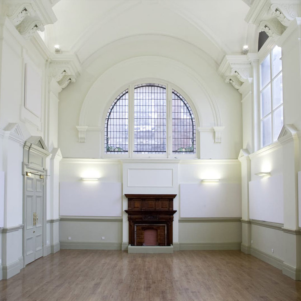Shoreditch Town Hall   Find out more