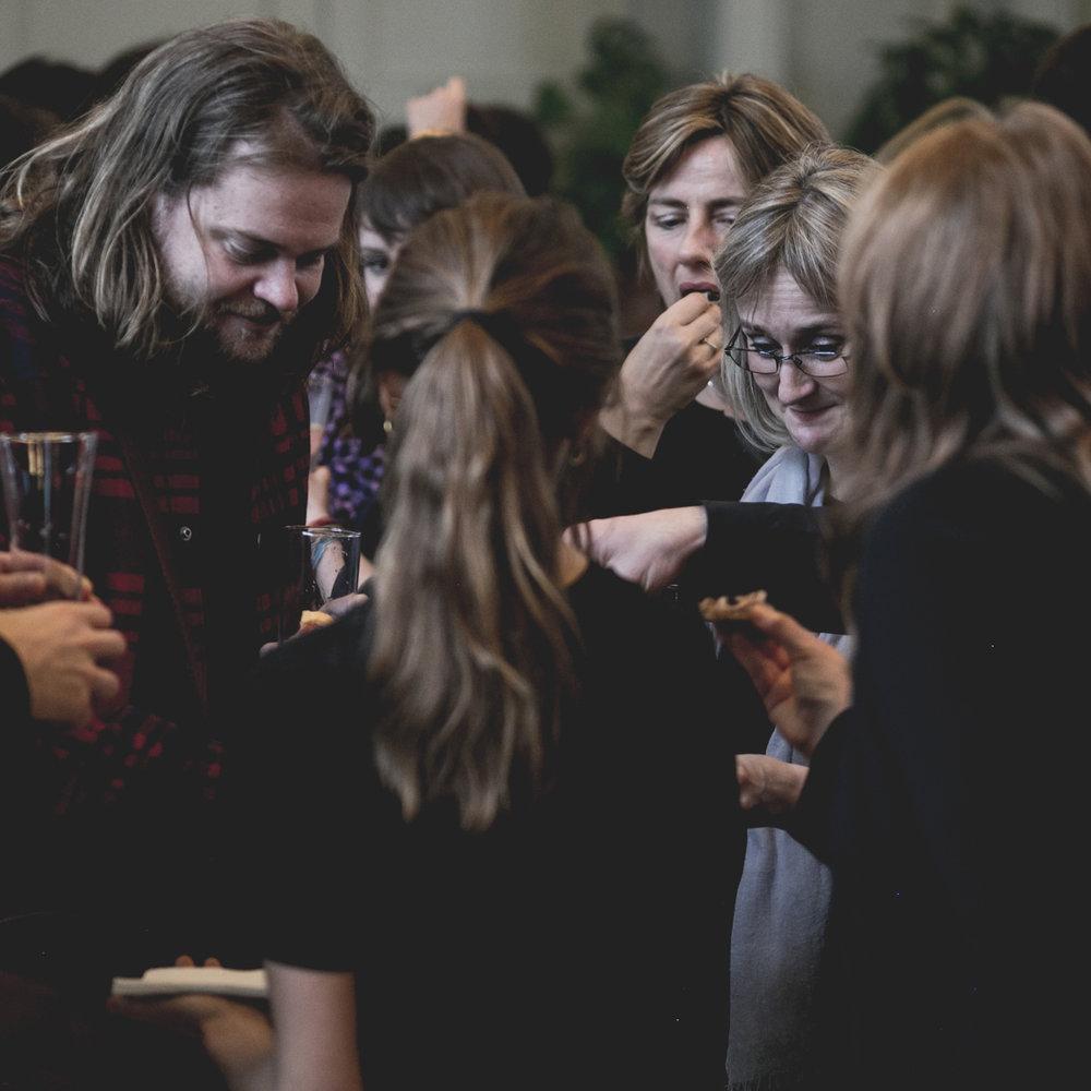 Magnus Nilsson - Book Launch