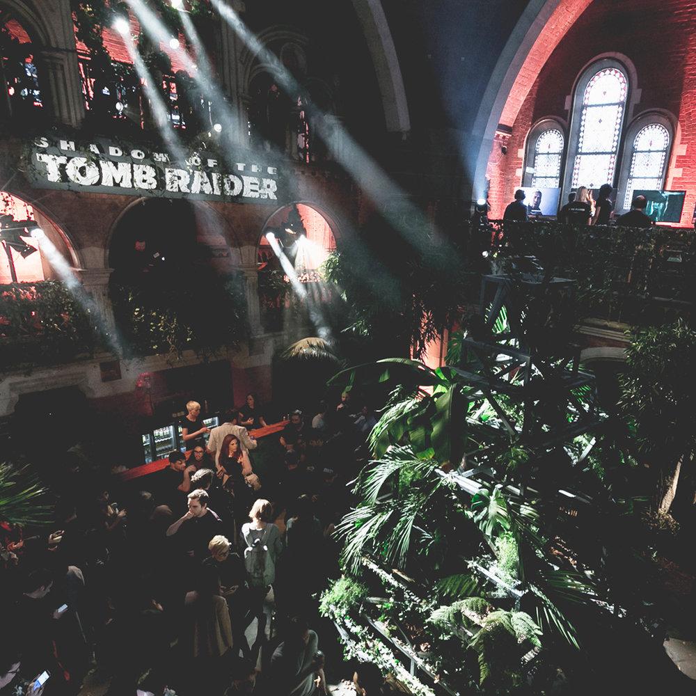 TombRaider - European Preview