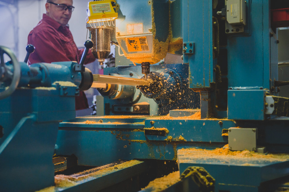 CNC Carving -