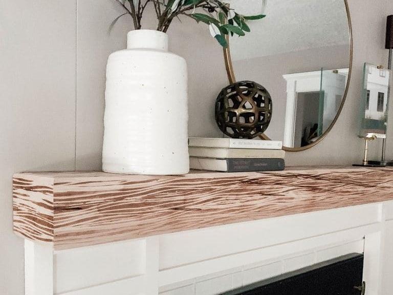 Mantels & Floating Shelves -