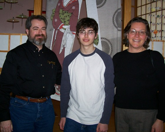 Daniel's 18th birthday; March 17, 2009. He was never the same after psychiatric drug experimentation. He couldn't even pass a basic Math course.