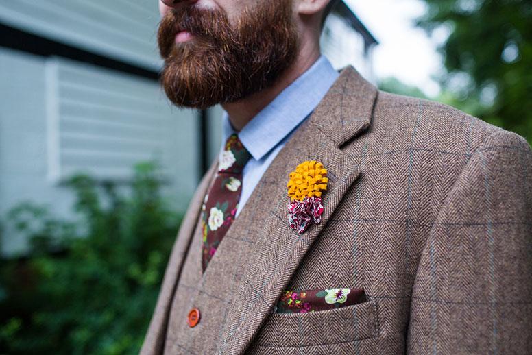 suit accessories vintage suit