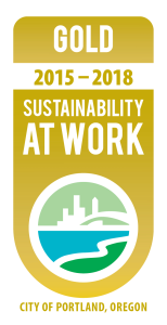 Sustainability at Work Gold